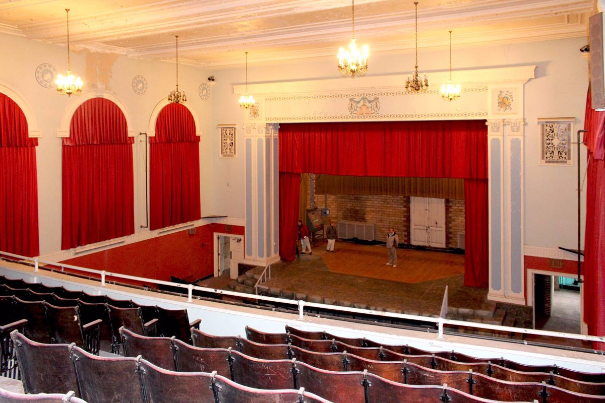 Photo, Existing, 1931 Auditorium Interior 1